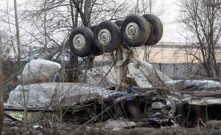 Wrak tupolewa nadal w Rosji [WIDEO]