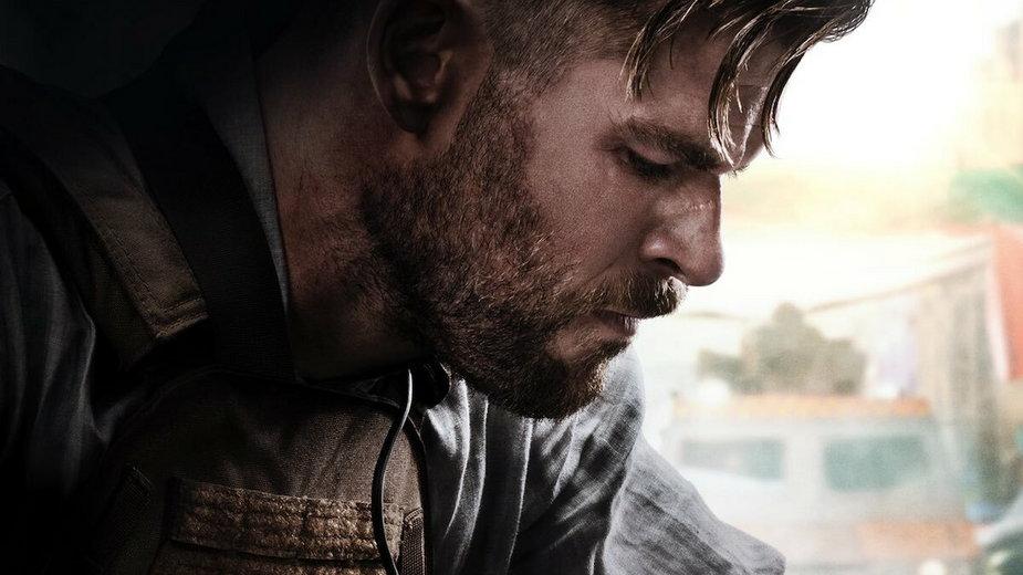 """Chris Hemsworth w filmie """"Tyler Rake: Ocalenie"""""""