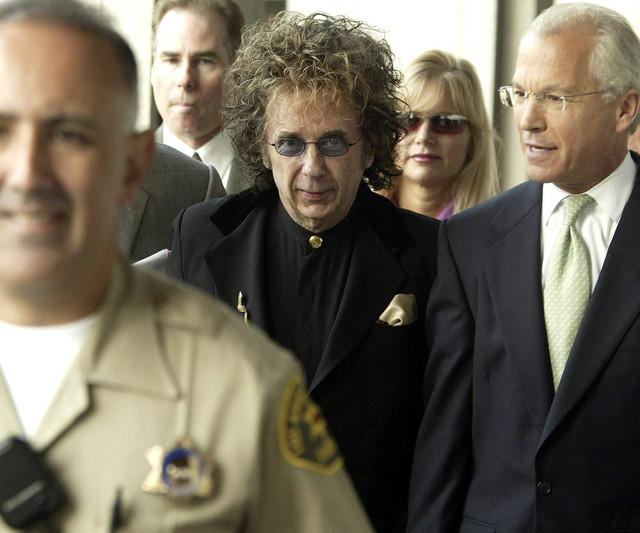 Spektor na suđenju u Los Anđelesu 2004.