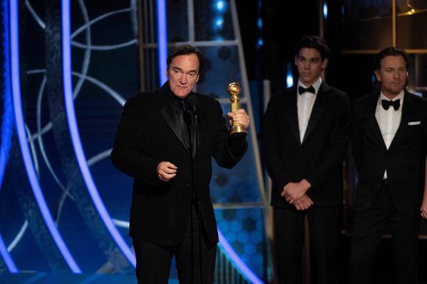 """W Los Angeles zakończyła się w niedzielę w nocy ceremonia przyznania """"Złotych Globów"""" wybitnym twórcom filmowym i telewizyjnym. Najwięcej statuetek zdobył obraz """"Pewnego razu... w Hollywood"""" Quentina Tarantino."""