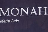 Knjiga MONAH, naslovna strana