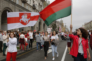 Sukcesy i porażki zbuntowanej Białorusi