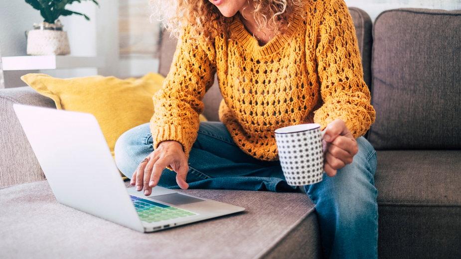 Newsletter zachęca klientów sklepu do regularnych zakupów