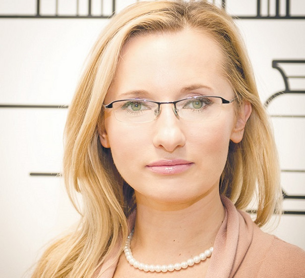 Beata Bardoni - Kierownik ds. Dialogu Społecznego Provident Polska S.A.