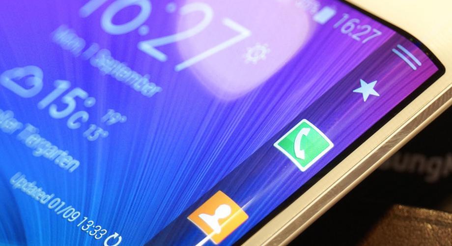 Samsung: 2015 faltbare Displays & weniger Handy-Modelle