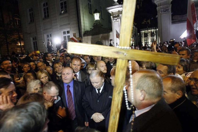 Arcybiskup pisał do Kaczyńskiego