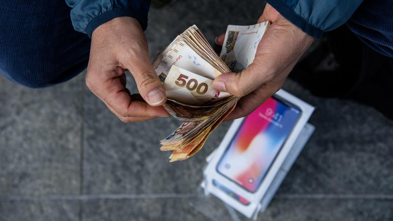 Pięciu gigantów chińskiego rynku smartfonów - tylko jedna firma spoza kraju