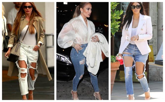 Sofija Vergara, Dženifer Lopez i Kim Kardašijan Vest: neka modna borba počne