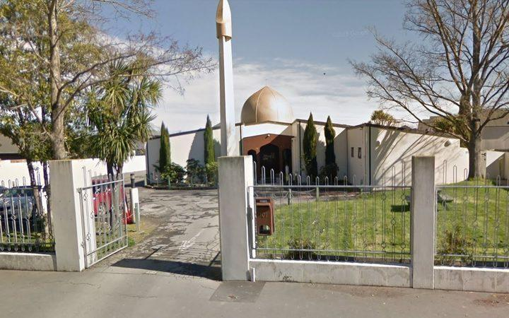 The Masjid Al Noor Mosque on Deans Street