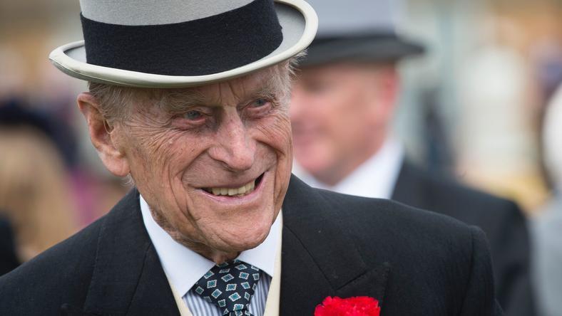 96-letni Książę Edynburga Filip odchodzi na emeryturę