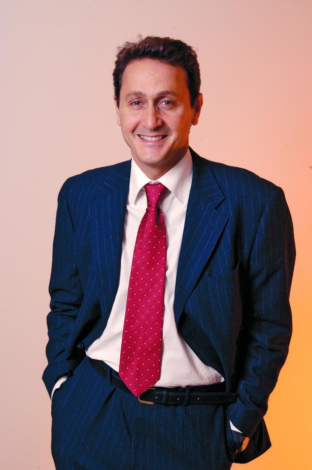 Pierpaolo Taliento, dyrektor generalny w firmie Microsoft