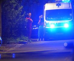 UŽAS NA VOŽDOVCU Devojka krvave glave sa bebom u rukama ispred zgrade čekala policiju