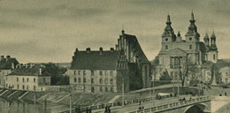 Dawny Poznań na pocztówkach