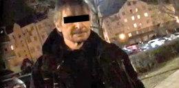 Katował szczeniaka na ulicy. Świadkowie zatrzymali zwyrodnialca