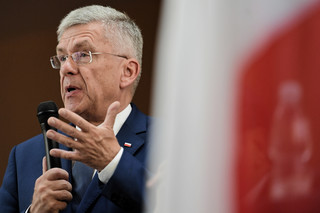 Karczewski: Senat nie zajmie się we wtorek wnioskiem prezydenta ws. referendum