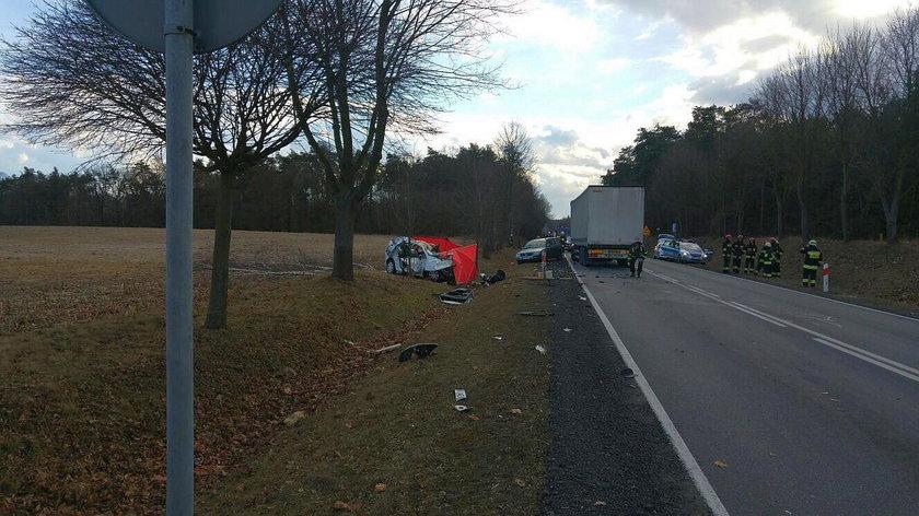 Tragiczny wypadek pod Opolem