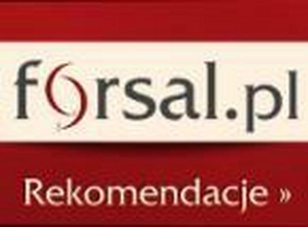 Rekomendacje na forsal.pl