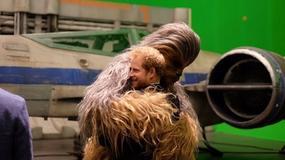 """Tom Hardy oraz książęta Harry i William w """"Ostatnim Jedi"""""""