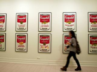 """Andy Warhol's Pop art for everyone"" in Antalya"
