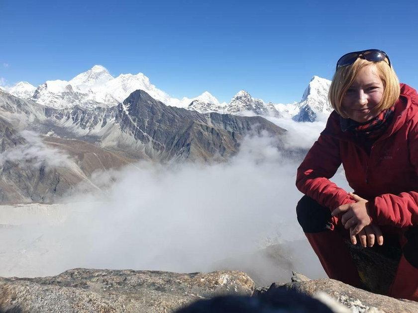 Himalaje: śmierć Mileny Piaseckiej podczas wyprawy