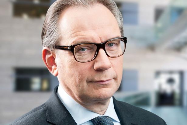 Cezary Stypułkowski, prezes mBanku S.A.