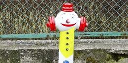 Wesołe hydranty