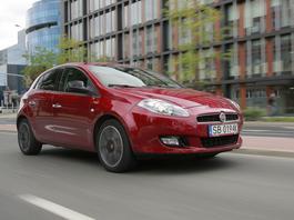 Używany Fiat Bravo - który silnik benzynowy będzie dobrym wyborem?