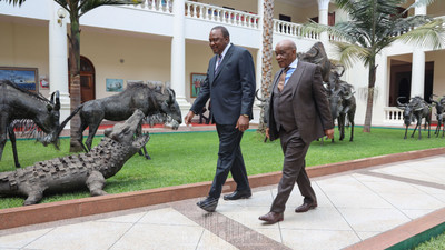 Curtains come down on the Prime Minister of Lesotho, Thomas Thabane, as he is forced out of office in relation to the cold murder of his wife