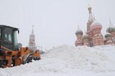 Moskva, sneg5 EPA -  MAXIM SHIPENKOV
