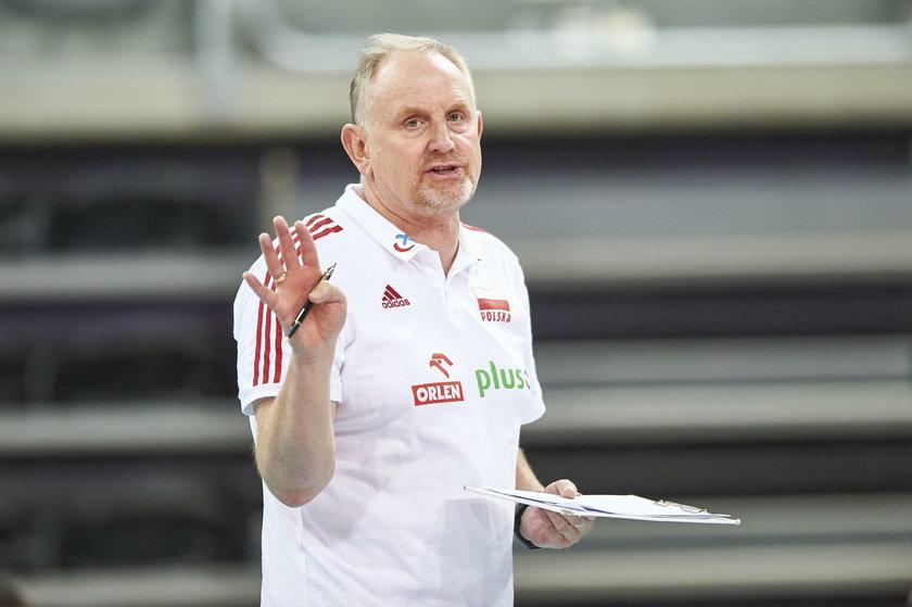 Jacek Nawrocki (55 l.), trener kobiecej reprezentacji Polski, jako dziecko grał w tenisa ziemnego