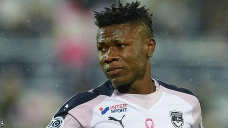 A German club is interested in Samuel Kalu