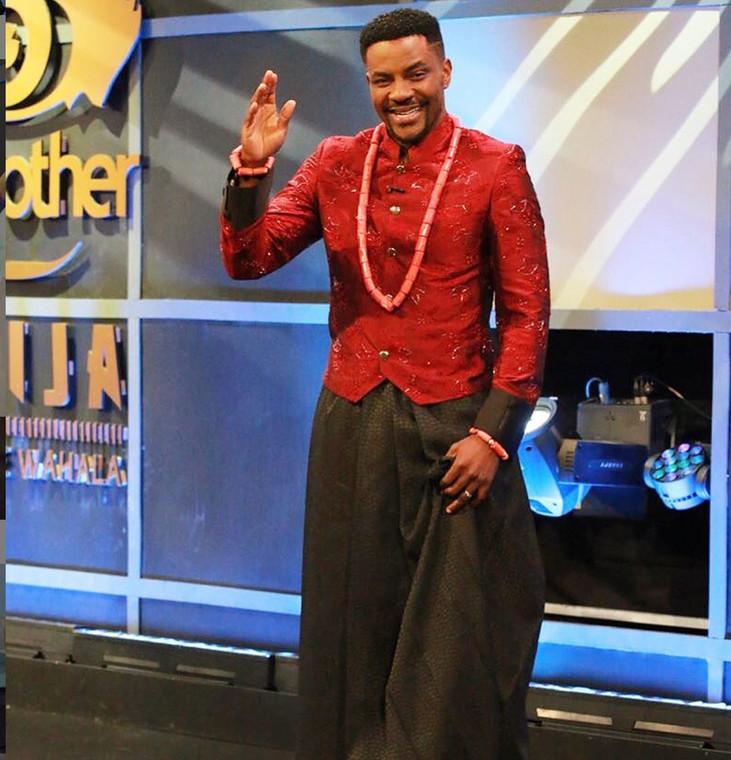 Ebuka Obi Uchendu returns for the third time as the host of BBNaija in 2019. [Big Brother Naija/DSTV]