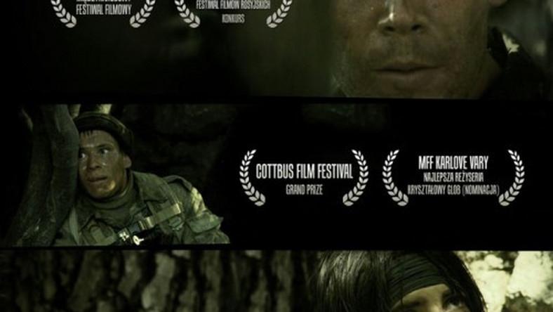 """Plakat filmu """"Zakładnik"""", reż. Aleksei Uchitel. Od 27 listopada w kinach"""