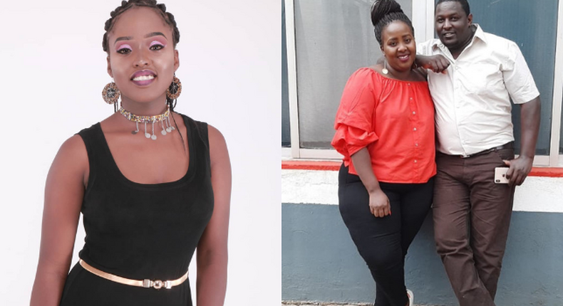 Anita Soina and Terence Creative. I have been waking up to threats - Anita Soina, lady who cheated with Terence Creative speaks out