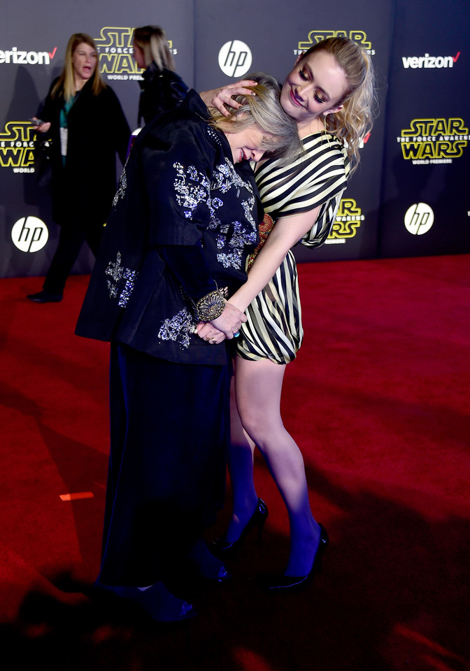 Billie Lourd: córka Carrie Fisher i wnuczka Debbie Reynolds