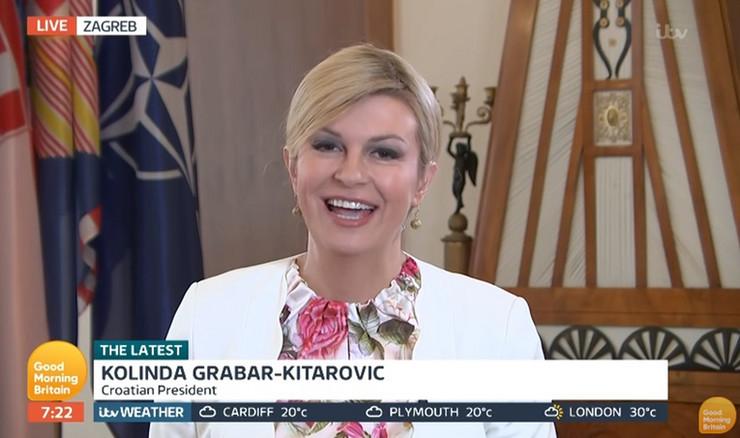 Kolinda Grabar Kitanović
