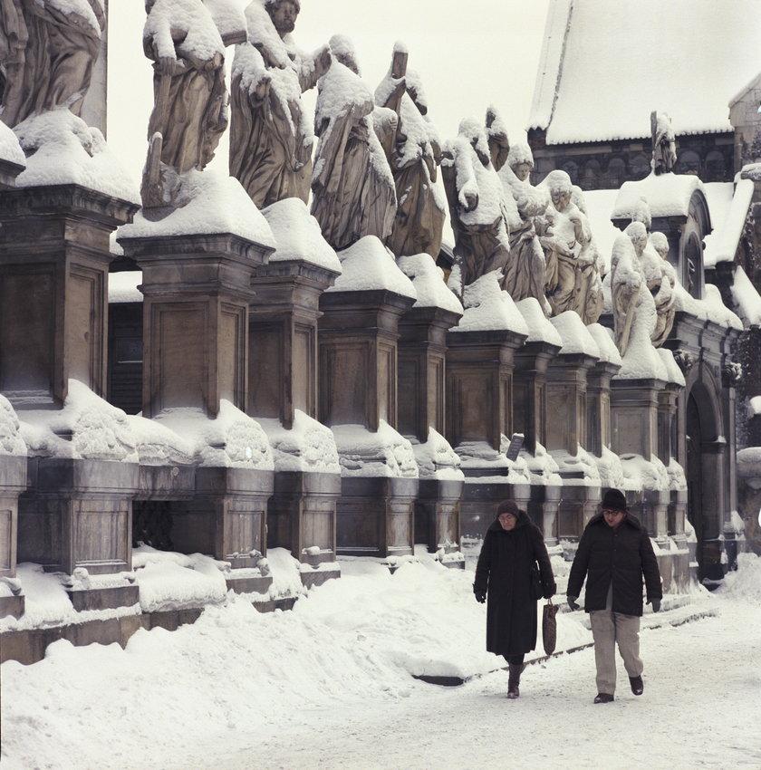 Pamiętacie jeszcze śnieg?