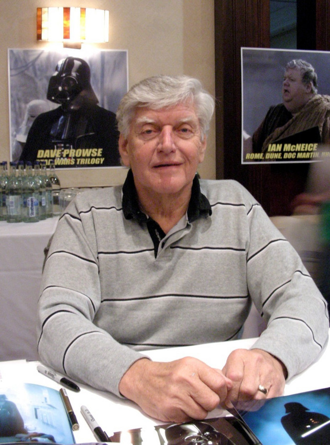Bio je ikona među fanovima serijala