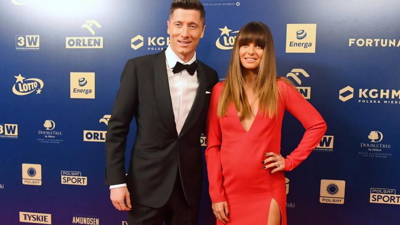 Para wzięł udział w Gali Mistrzów Sportu...