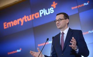 Rząd Morawieckiego upiera się, że zamierza zlikwidować deficyt budżetowy i doprowadzić do zrównoważenia budżetu