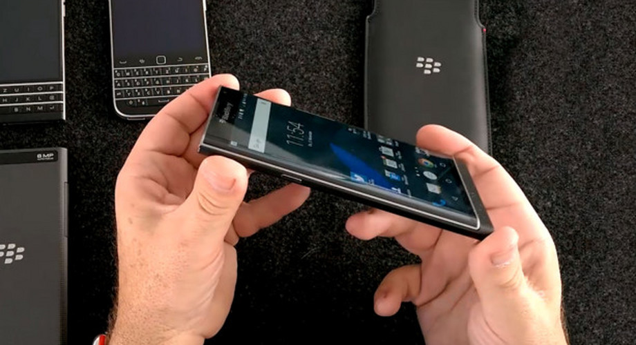 BlackBerry Priv im Hands-on: Android made in Canada