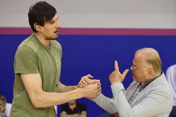 Boban Marjanović i Duda Ivković