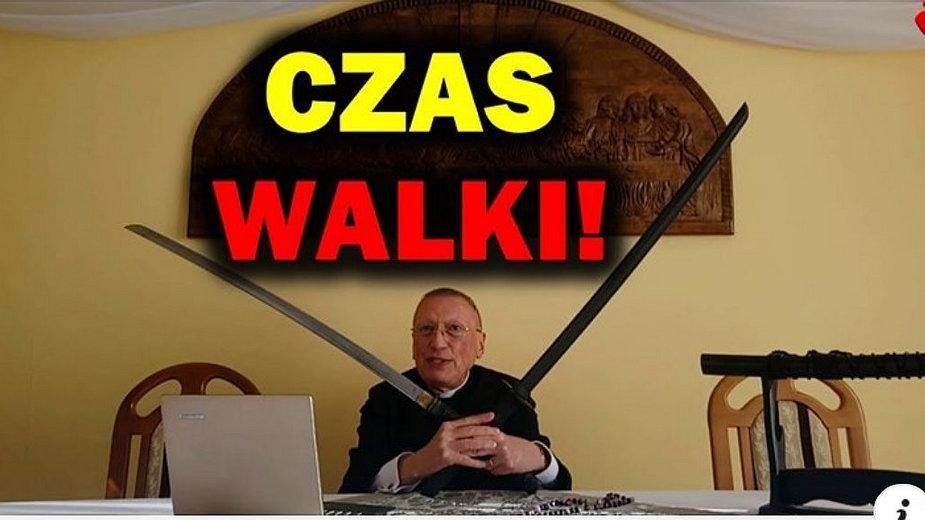 Roman Kneblewski wzywa do obrony kościołów i cywilizacji