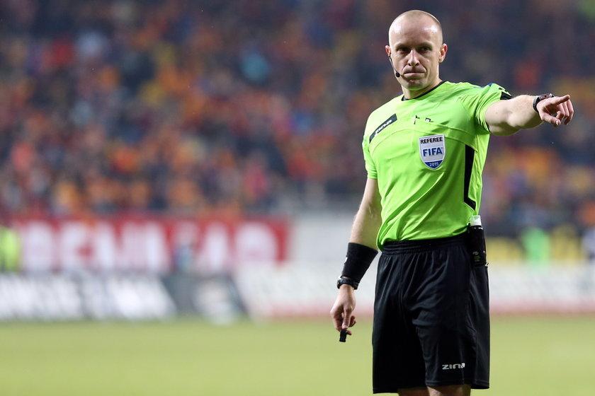 Polski sędzia Szymon Marciniak arbitrem finału ME U21!