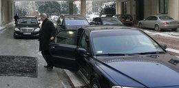 Na kolei zapaść, a minister kupuje limuzyny