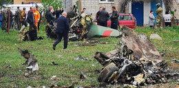 Dramatyczny wypadek. Samolot spadł między budynki, nie żyje dwóch pilotów