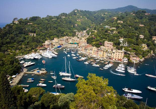Portofino. Najpiekniejsze miejsca Włoch