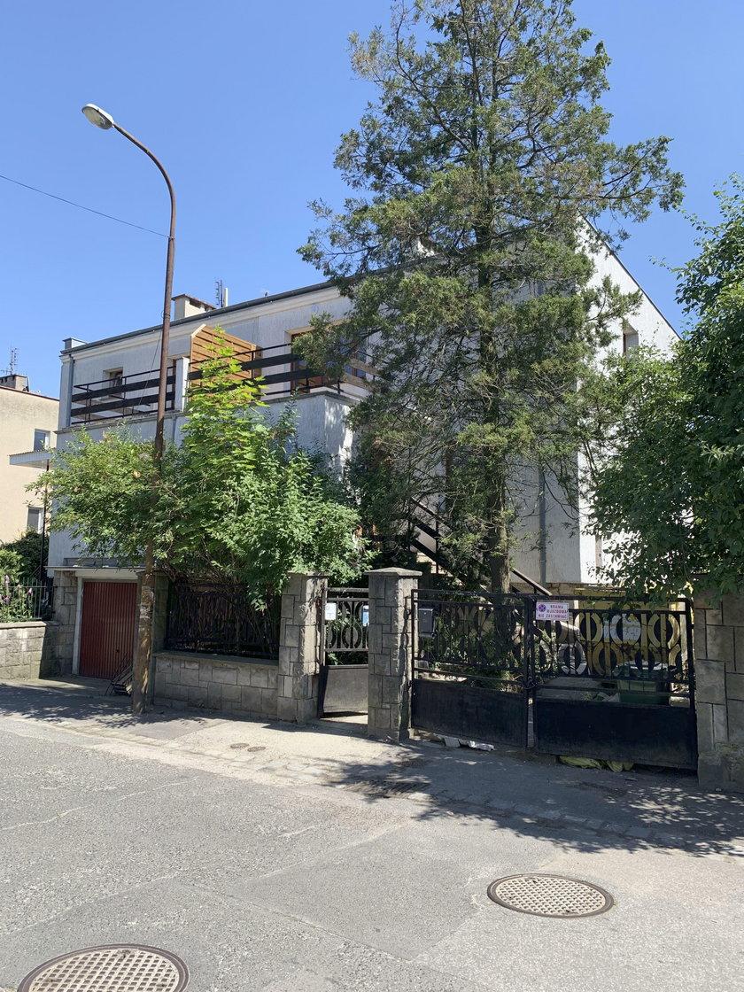Dom rodziny Jakuba A.