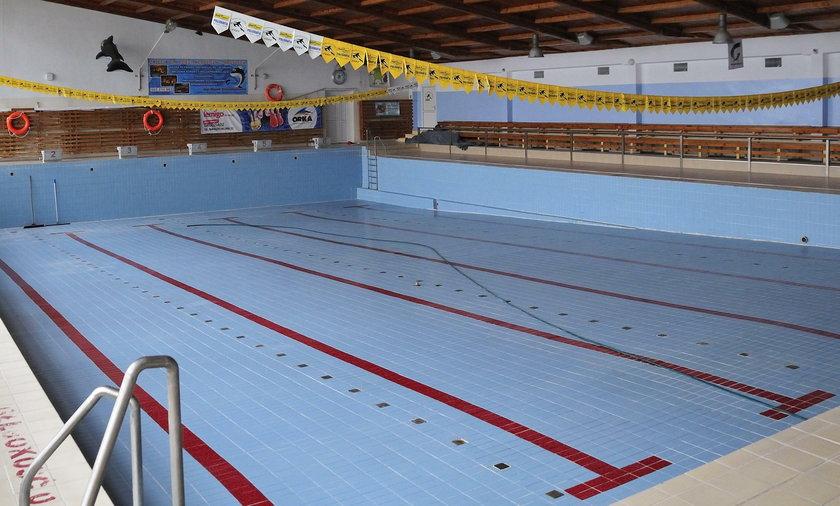 12-latek utopił się na basenie w Wiśle