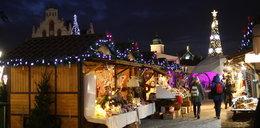 W Rzeszowie otwarto świąteczne miasteczko